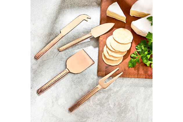 Elle Cheese Knives Collection Set 4-Piece, , large