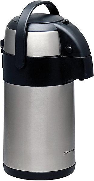 Gibson Mr.Coffe Everflow Pump Pot, , large