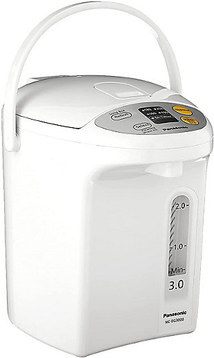 Panasonic 3.0L Electric Thermo Pot with Slow-Drip Coffee Feature, , large