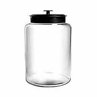 Anchor Hocking Montana Storage Ware 2.5 Gallon Jar, , rollover