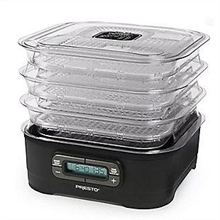 Presto Digital Electric Food Presto Dehydrator, Up to 12 Trays, , large