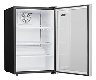 Danby 2.6 Cu. Ft. Compact Refrigerator with Commercial-Grade Glass Door, , rollover