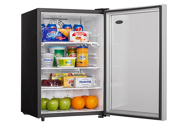 Danby 2.6 Cu. Ft. Compact Refrigerator with Commercial-Grade Glass Door, , large