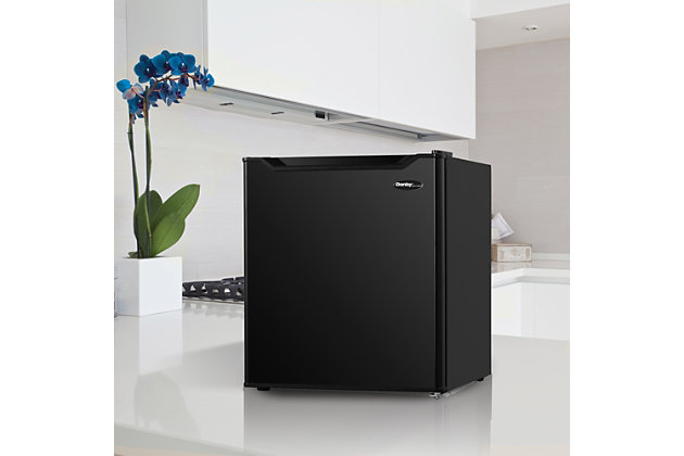 Danby 1.6-cu. ft. Energy Star Compact Refrigerator, Black, , large