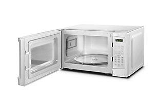 Danby 0.7-cu.ft Microwave in White, , rollover
