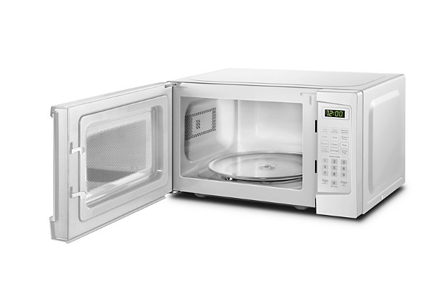 Danby 0.7-cu.ft Microwave in White, , large