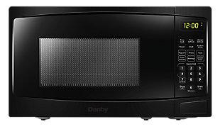 Danby 0.9 cu ft Microwave, Black, , large