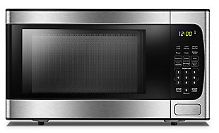 Danby 0.9-Cu. Ft. Microwave with Stainless Steel Front, , rollover