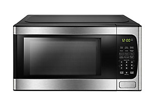 Danby 0.9-Cu. Ft. Microwave with Stainless Steel Front, , large