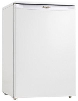 Danby Energy Star Designer 4.3-Cu Ft. Upright Freezer in White, , large