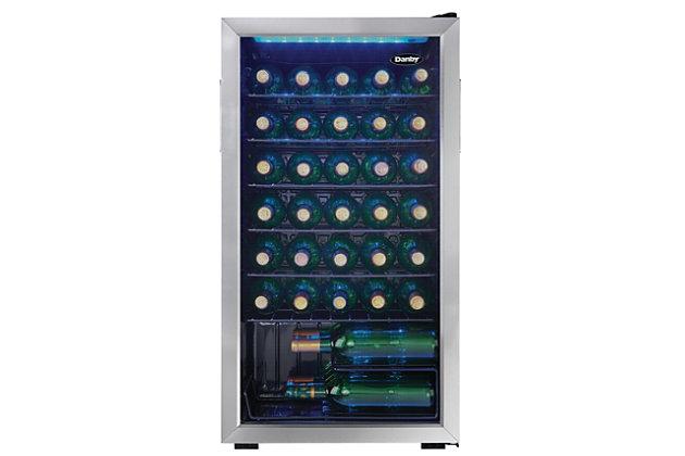 Danby 36 Bottle Wine Cooler, , large