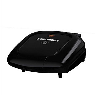 George Foreman 2-Serving Classic Plate Grill, , rollover