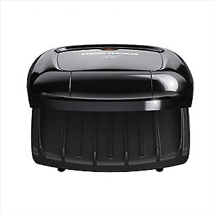 George Foreman 2-Serving Classic Plate Grill, , large