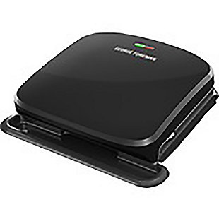 George Foreman Electric Grill, , large