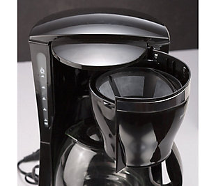 Brentwood 12 Cup Digital Coffee Maker, Black, large
