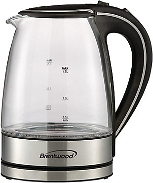 Brentwood 1.7L Cordless Electric Kettle, , rollover
