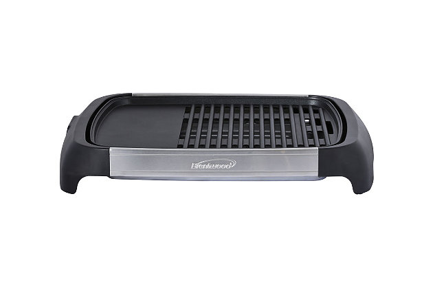 Brentwood Electric Indoor Grill & Griddle, , large