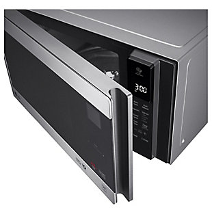 LG NeoChef 0.9-Cu. Ft. 1000W Countertop Microwave in Stainless Steel, , rollover