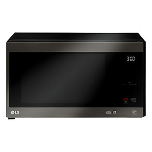 LG NeoChef 1.5 Cu. Ft. 1200W Countertop Microwave in Black Stainless Steel, , rollover