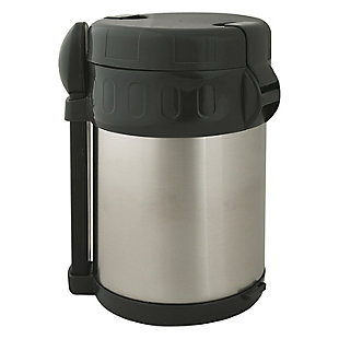 Brentwood(R) Appliances 40-Ounce Vacuum Insulated Stainless Steel Food Jar, , rollover