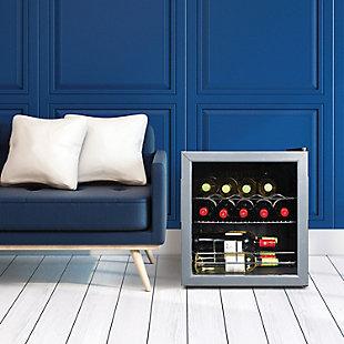 2+Decker(Tm) 14 Bottle Wine Cellar, , rollover