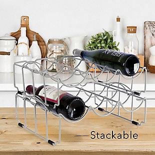 Atlantic(R) Cart System Wine Bottle Rack, , rollover