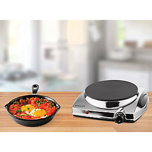 Brentwood(R) Appliances Electric Single-Burner Electric Hot Plate, , rollover