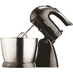 Brentwood(R) Appliances 5-Speed, Turbo Electric Stand Mixer with Bowl, , rollover