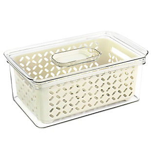 Martha Stewart Martha Stewart Medium Fresh Keeper Container Set, , large