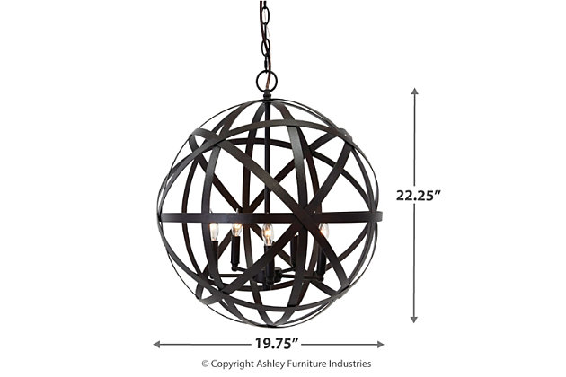 Cade Pendant Light, , large
