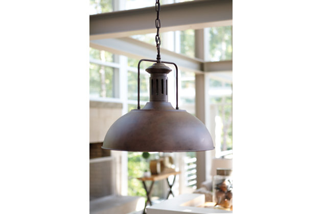 New Famke Pendant Light Product Photo