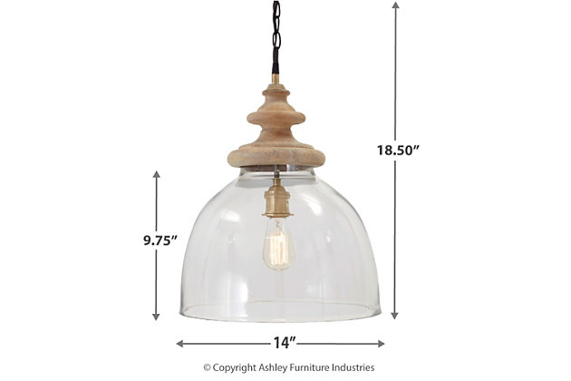 Farica Pendant Light, , large