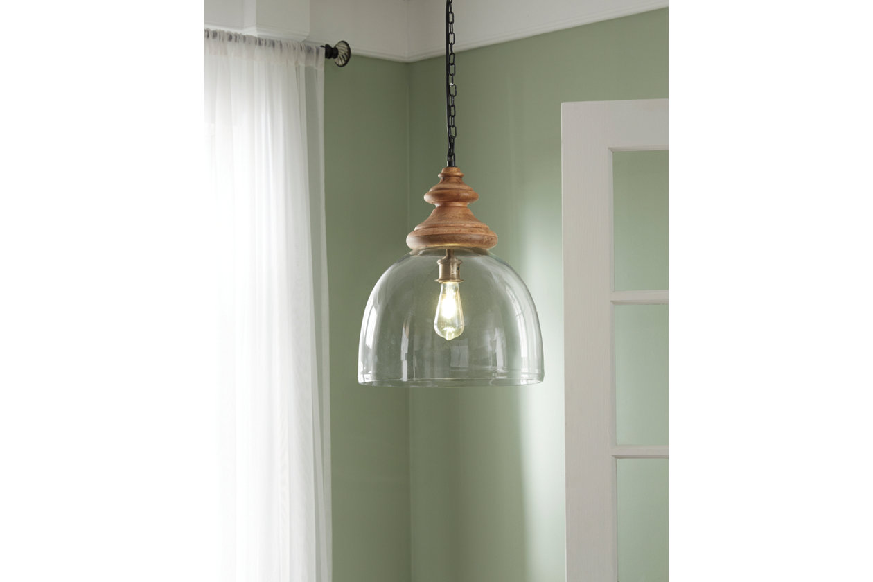 Farica Pendant Light | Ashley Furniture HomeStore