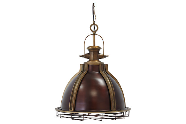 Excellent Fanchon Pendant Light Product Photo