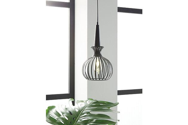 Ichiro Pendant Light, , large