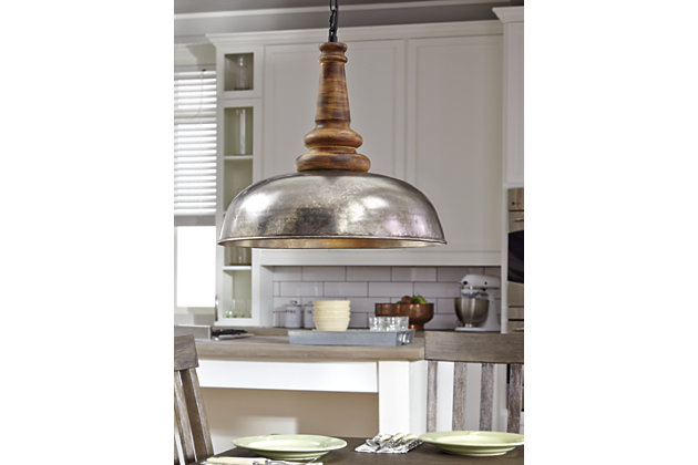 Joziah Pendant Light, , large