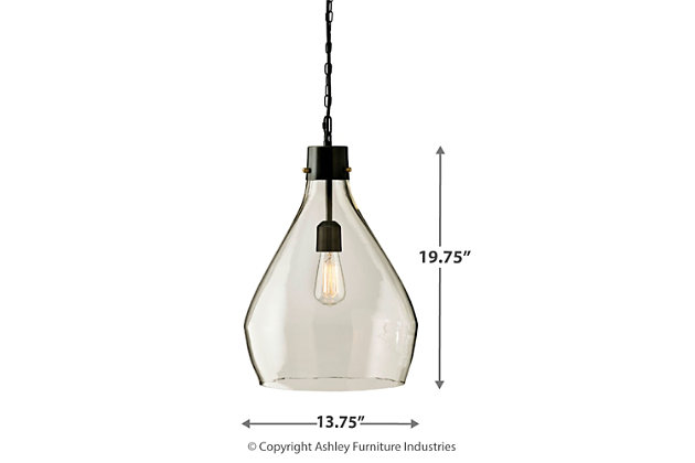 Avalbane Pendant Light, , large