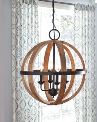 Emilano Pendant Light, , large