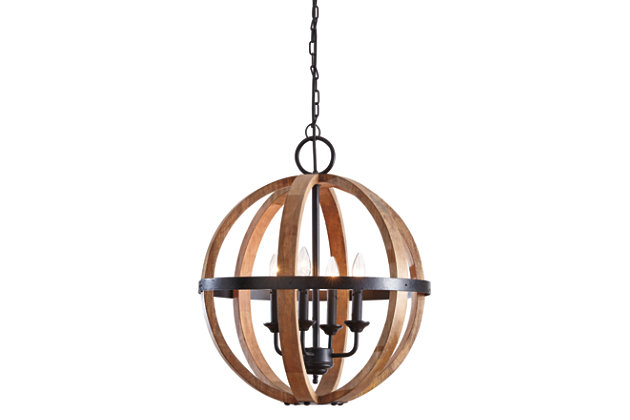 Emilano Pendant Light, , large