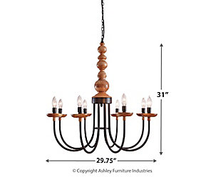 Fabrice Pendant Light, , large