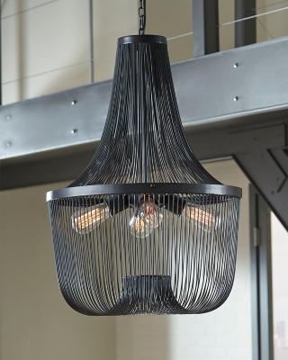 Jessika Pendant Light, , large