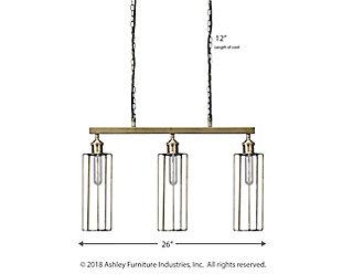 Hilary Pendant Light, , large