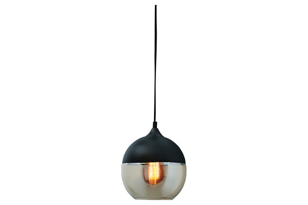 Williamina Pendant Light, , large
