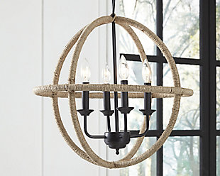 Madelia Pendant Light, , large