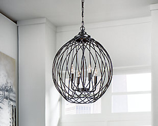 Maalik Pendant Light, , rollover