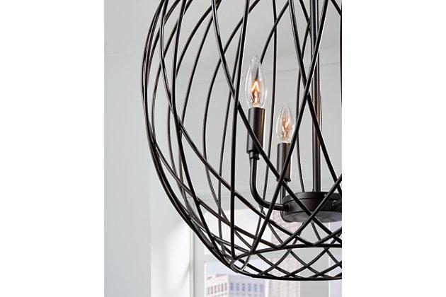 Maalik Pendant Light, , large