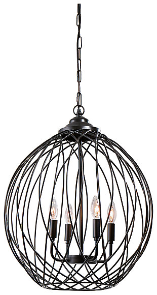 Maalik Pendant Light, , large