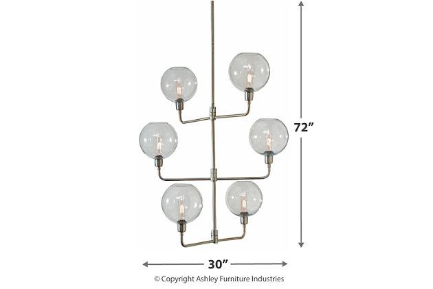 Merton Pendant Light, , large