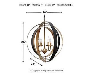 Makani Pendant Lamp, , large