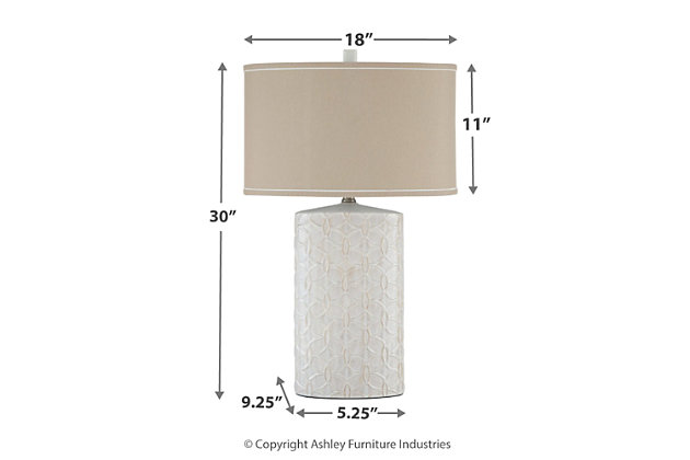 Shelvia Table Lamp, , large